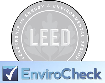 EnviroCheck LEED graphic